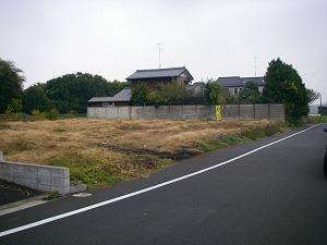横浜市泉区:土地活用施工前