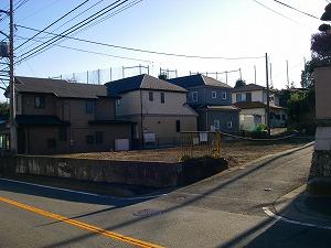 横浜市戸塚区:解体工事施工後