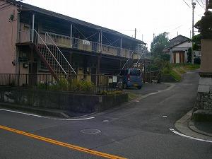 横浜市戸塚区:解体工事施工前