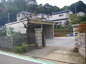 横浜市戸塚区:土地利用施工後
