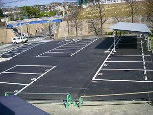 横浜市栄区:舗装工事施工後