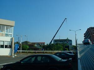 横浜市戸塚区:伐採施工後