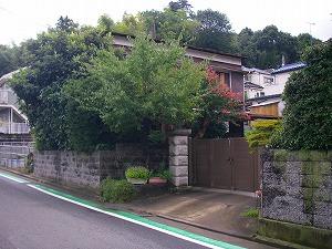 横浜市戸塚区:土地利用施工前