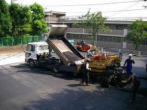 横浜市戸塚区:舗装工事施工後