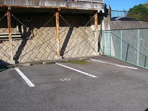 横浜市泉区:舗装補修施工前