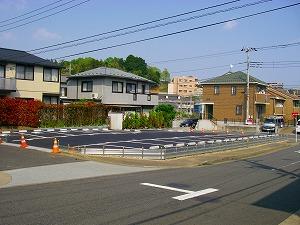 横浜市泉区:農地整備施工後