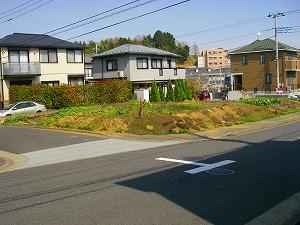 横浜市泉区:農地整備施工前