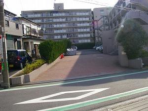 横浜市戸塚区:外構工事施工前
