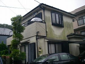 横浜市戸塚区:塗装工事施工前