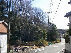 横浜市泉区:施工前
