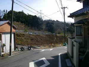 横浜市泉区:伐採施工後