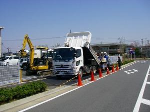 横浜市瀬谷区:施工中
