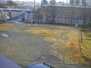 横浜市栄区:舗装工事施工前