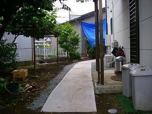 横浜市戸塚区:整備工事施工後